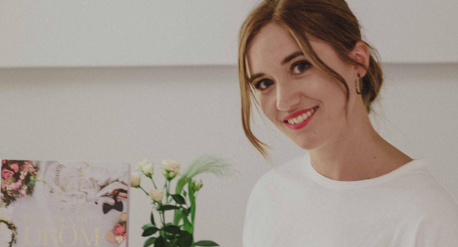 ccb33aadf295 Längtar du efter ett drömbröllop? - Johanna Kajson har koll på allt du  behöver veta - Framtidsanalys